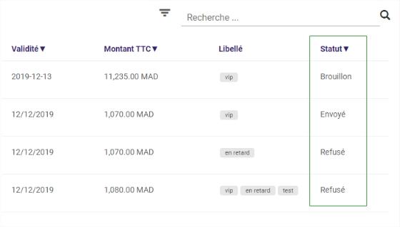 Status-maroc-facture